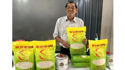 Impossible for foreign enterprises to trademark Vietnamese rice