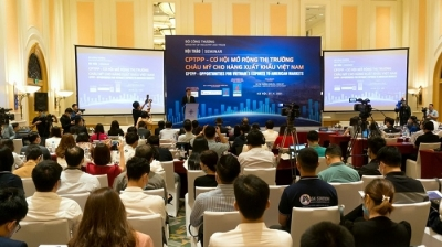 CPTPP offers more opportunities for Vietnamese goods into American markets