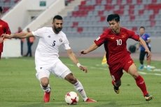 Vietnam to play friendly with Jordan as part of preparations for World Cup qualifiers