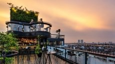 Four hotels in Hanoi voted among world's most beautiful rooftops
