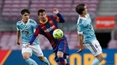 Football: Barca title hopes ended by Celta defeat