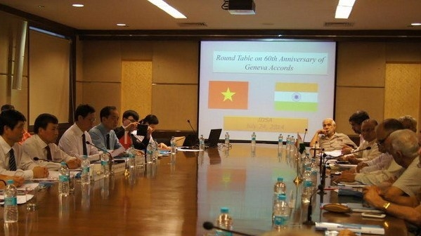 Vietnamese Indian Analysts Explore 1954 Geneva Agreement Nhan Dan