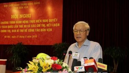 Strength of people - great lesson learned from history: General Secretary Trong