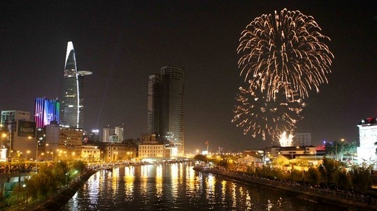 HCM City to mark National Day with fireworks, art shows