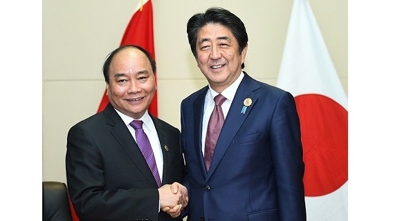 Attaching great importance to promoting Vietnam-Japan extensive strategic partnerships