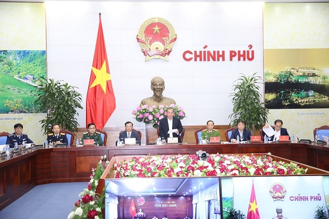 Deputy Pm Chairs National Conference On Anti Smuggling Nhan Dan Online