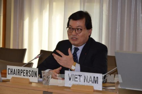 Vietnam attends UN Human Rights Council's 34th session