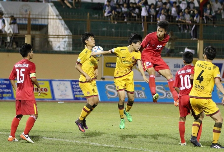 Vietnam crowned at International U19 Football Tournament
