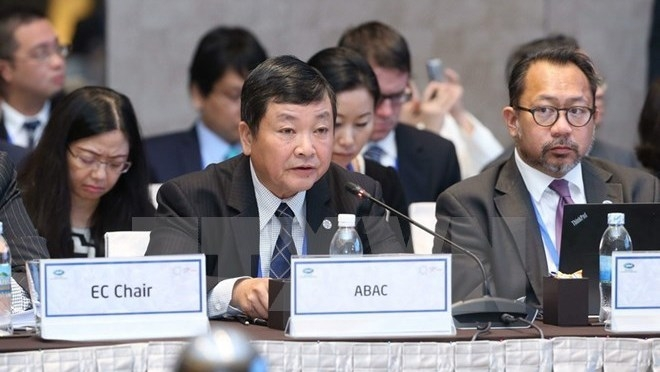 ABAC meeting looks into finance, business development issues