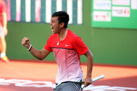 Ly Hoang Nam dethrones Rungkat to lead ATP's Southeast Asian rankings