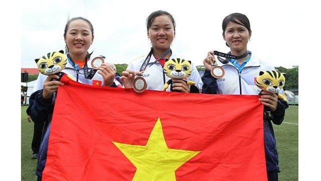 Archers bring home second medal for Vietnam