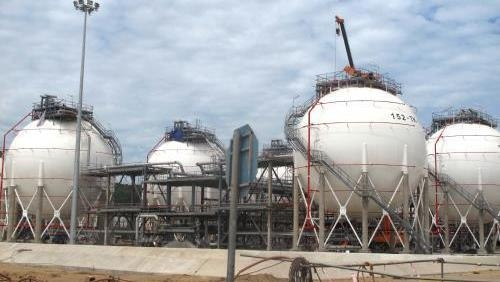 Nghi Son Refinery receives first crude oil for trial run