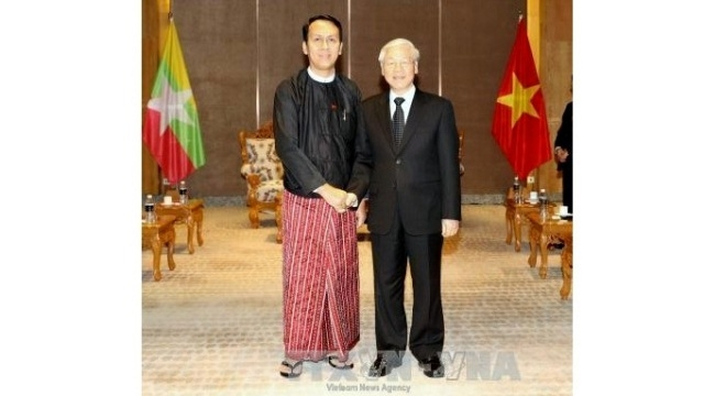 Indonesia, Vietnam agree to boost economic, maritime cooperation