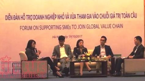 Only 21% of Vietnamese SMEs join global value chain