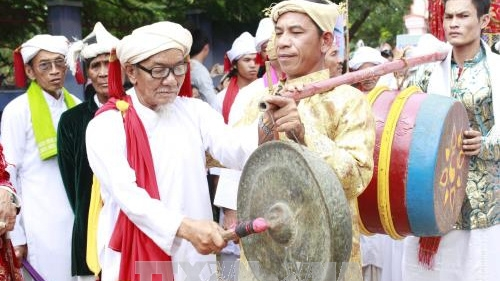 Ninh Thuan: Cham people's Kate festival recognised as national heritage