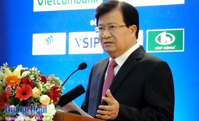 Quang Ngai gives nod to 14 projects worth over VND9 trillion