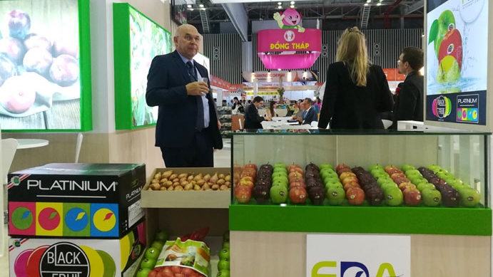 Over 400 enterprises join Vietnam international food expo - Nhan Dan