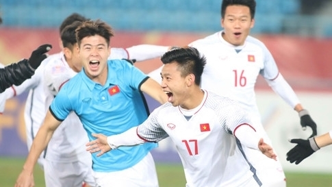 Vietnam U23's historic feat makes headlines in international media