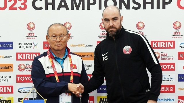 Vietnam's coach Park confident to deal with Qatar
