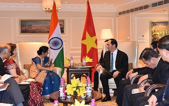 India, Vietnam sign 3 pacts to expand bilateral trade