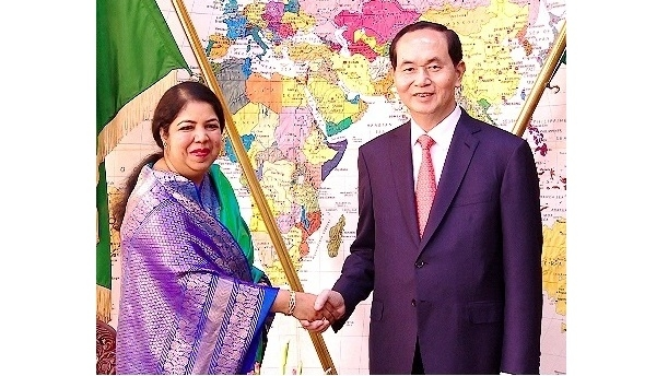 Bangladesh and Vietnam aim to raise trade to $2 bln by 2020