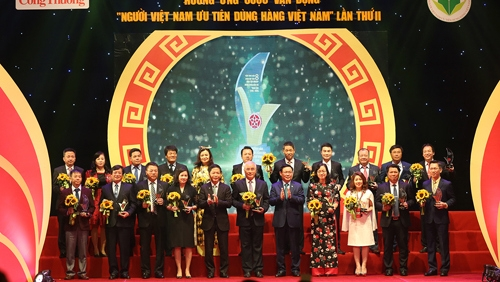 Vietnamese firms recognised for promoting local products