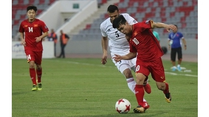 Asian Cup Qualifiers: Oman Edge Palestine to Top Group