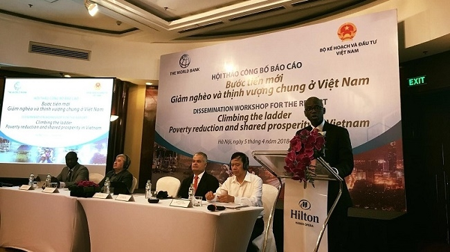 World Bank report: Vietnam continues to reduce poverty