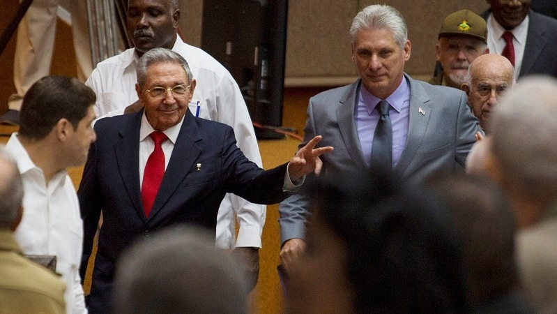 Handover of power in Cuba, a historic turning point