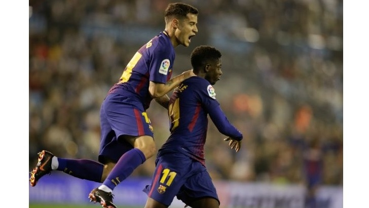 Much changed Barca draw in Vigo to edge closer to league title