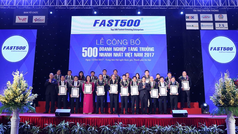 Top 500 firms with best growth and prosperity announced
