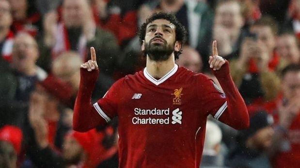 Mohamed Salah Named FWA Player of the Year 2018