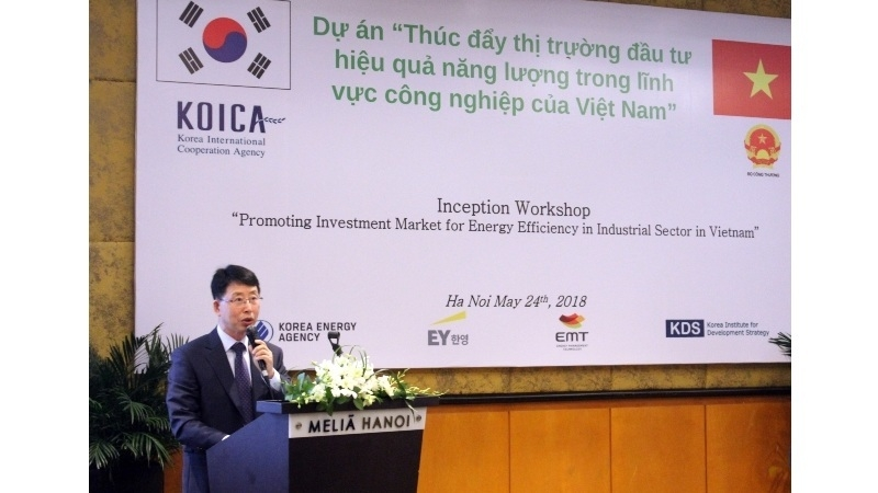 ROK offers US$1.9 million to support energy saving in Vietnam