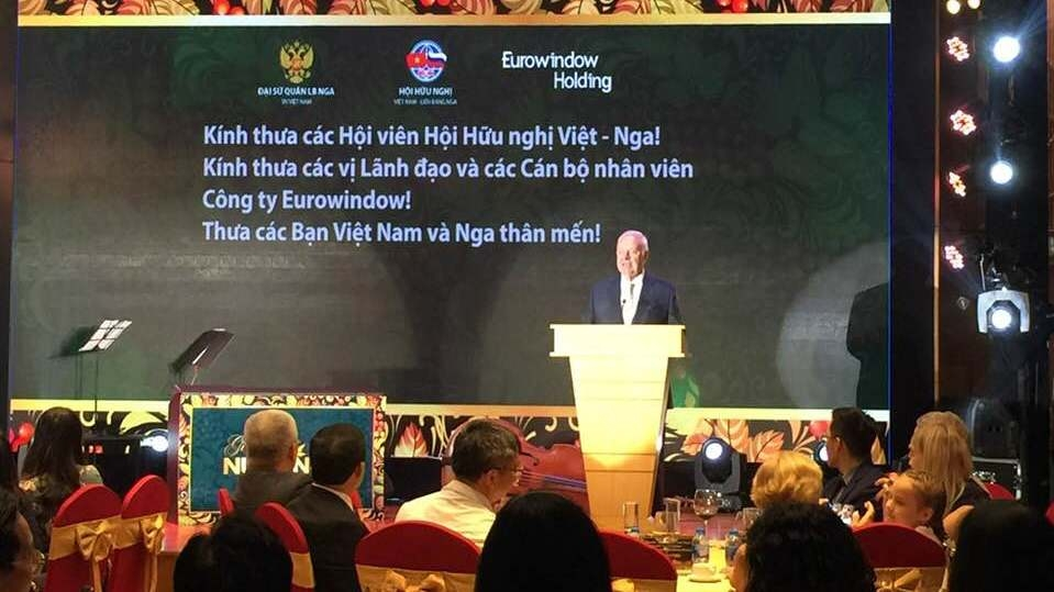 Russian National Day observed in Hanoi