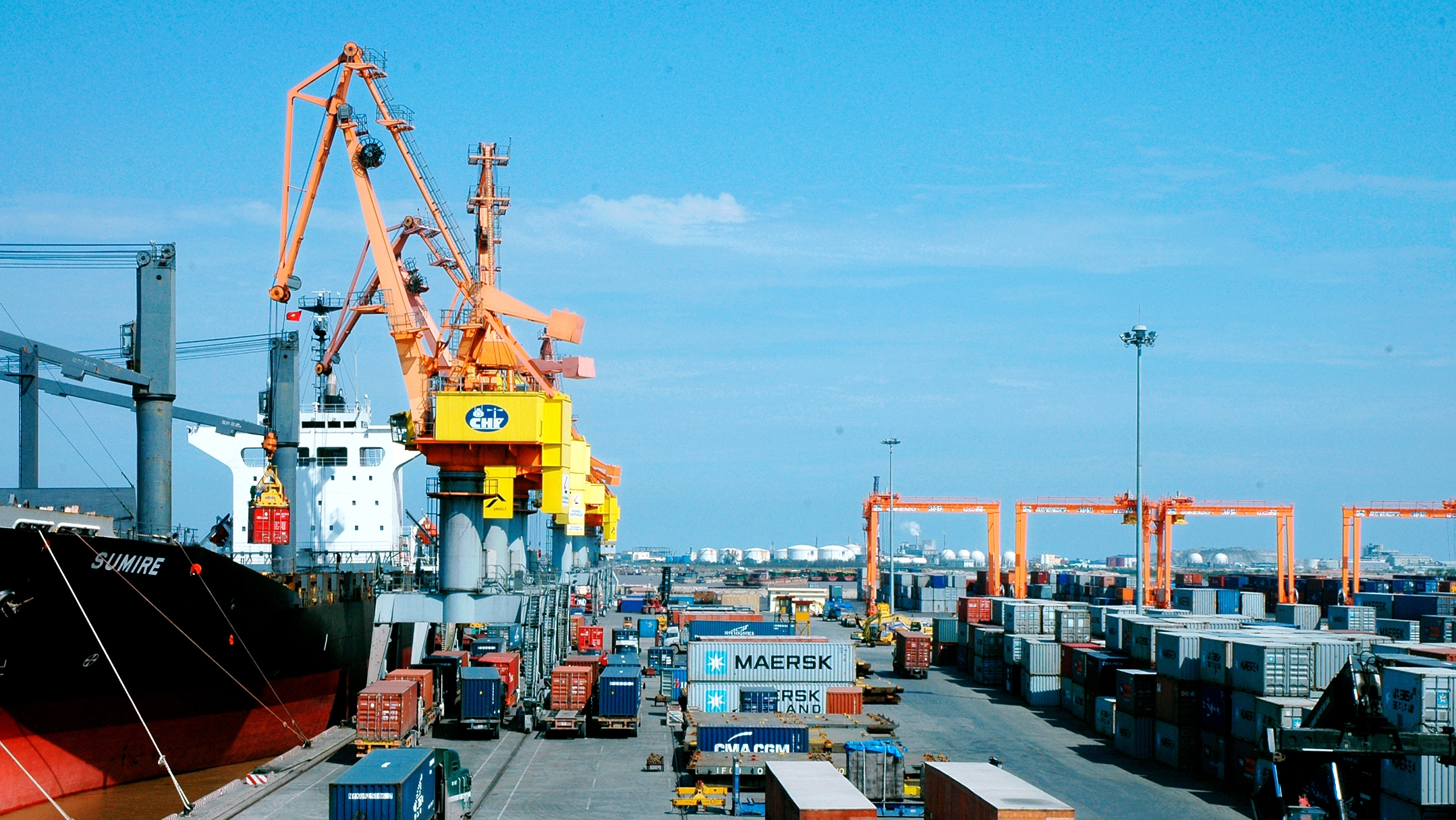 Hai Phong to become Vietnam's major marine shipping centre