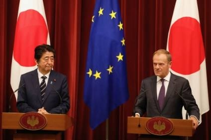 EU and Japan sign historic FTA