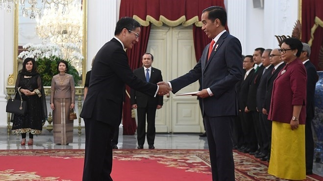 Indonesian presidents vietnam visit expected to boost ties nhan indonesian presidents vietnam visit expected to boost ties m4hsunfo