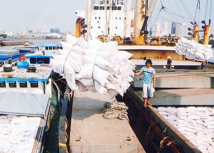 The year 2018 in review: rice exports see strong growth in volume