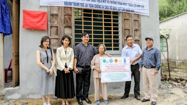 More than 1,300 flood-proof houses to be built to boost Vietnam's climate resilience