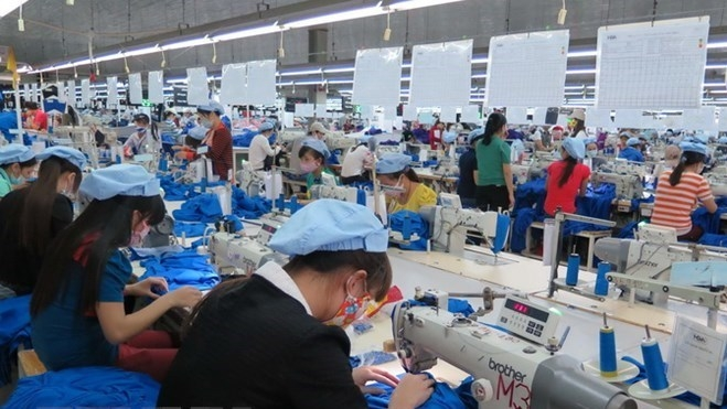 Vietnam targets US$ 40 billion in textile-garment exports in