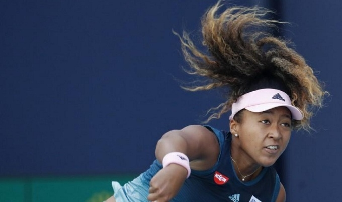 Tennis Star Naomi Osaka Signs Sponsorship Deal With Nike