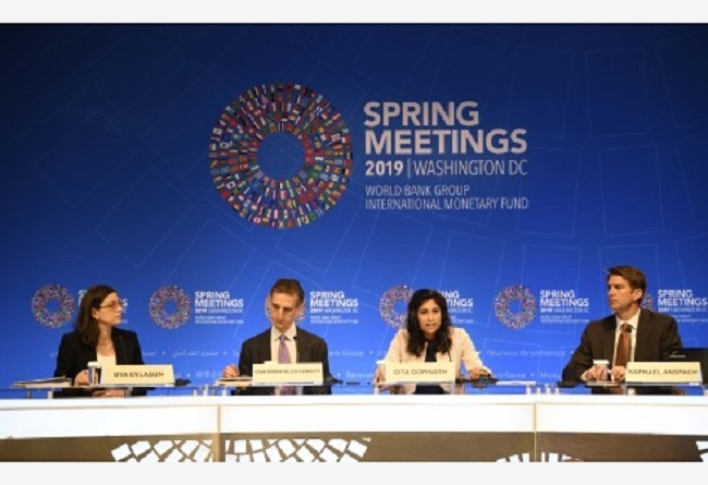 Spotlight: IMF lowers global growth forecast for 2019, warns