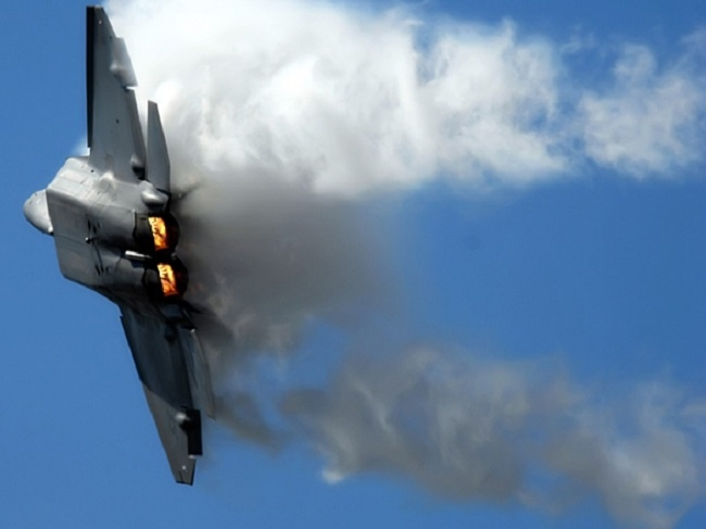 Two Eurofighter planes crash during air combat exercise in