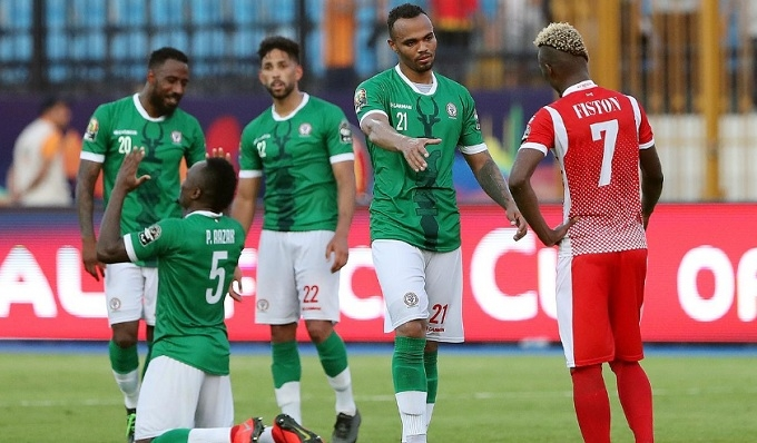 Madagascar continue fairytale debut at Cup of Nations - Nhan Dan Online