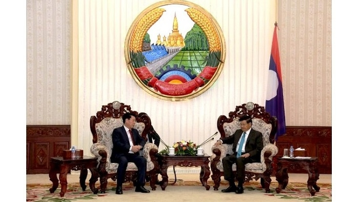 Lao PM hails Vietnamese and Lao police's cooperation
