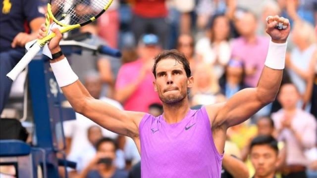 Nadal, Cilic meet with U.S. Open quarterfinal spot at stake