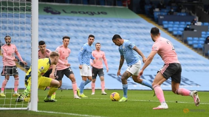 Three things we learned from Man City - Sheffield United
