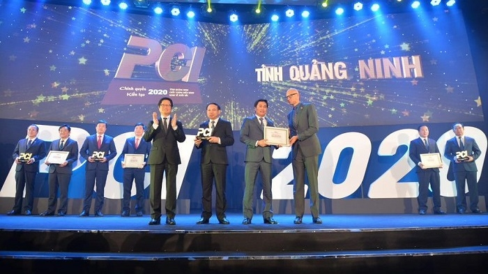 Quang Ninh tops PCI rankings for four consecutive years
